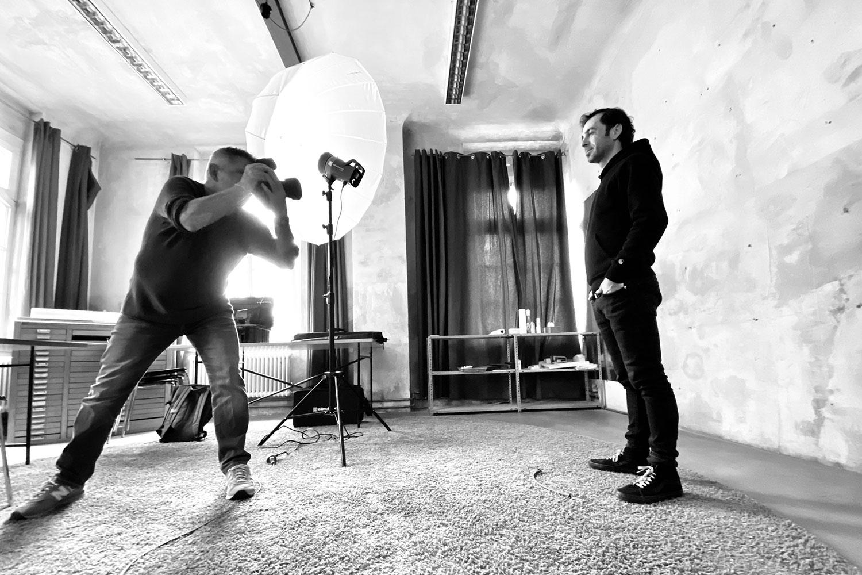 Fotoshooting: Neue Porträts für dasch zürn partner architekten