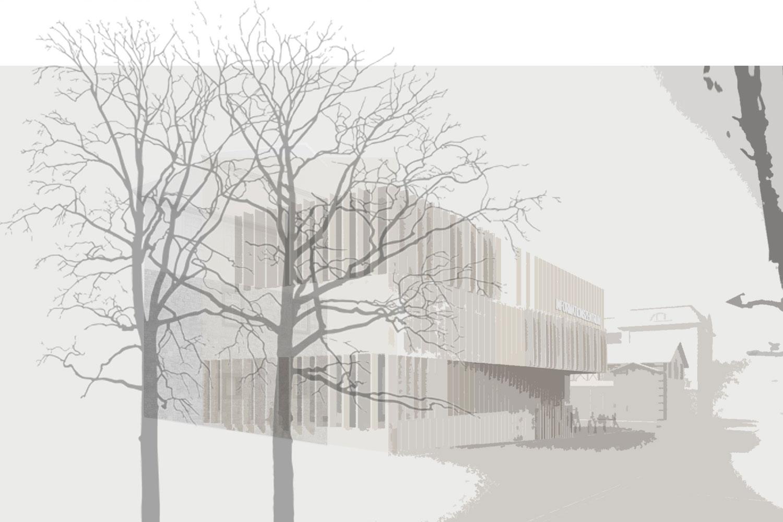 Wettbewerb zum Neubau Informationszentrum der Hochschule für Wirtschaft und Umwelt in Nürtingen