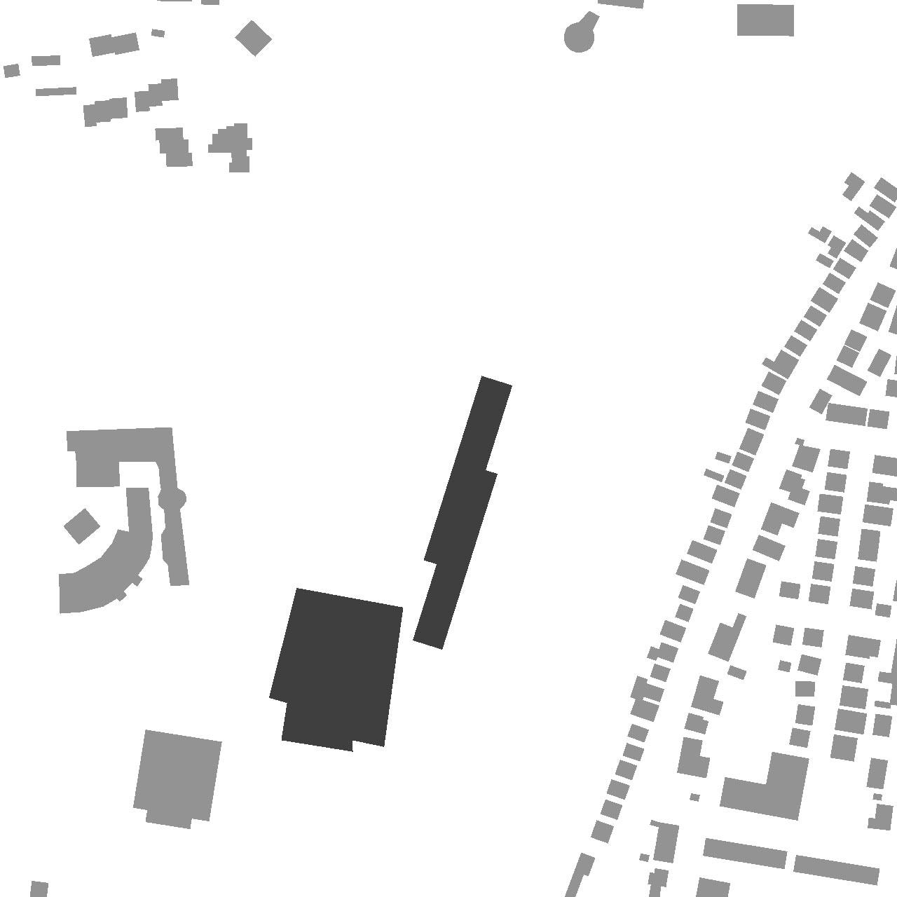 Neubau Congress Centrum und Tagungshotel Heidenheim, Lageplan
