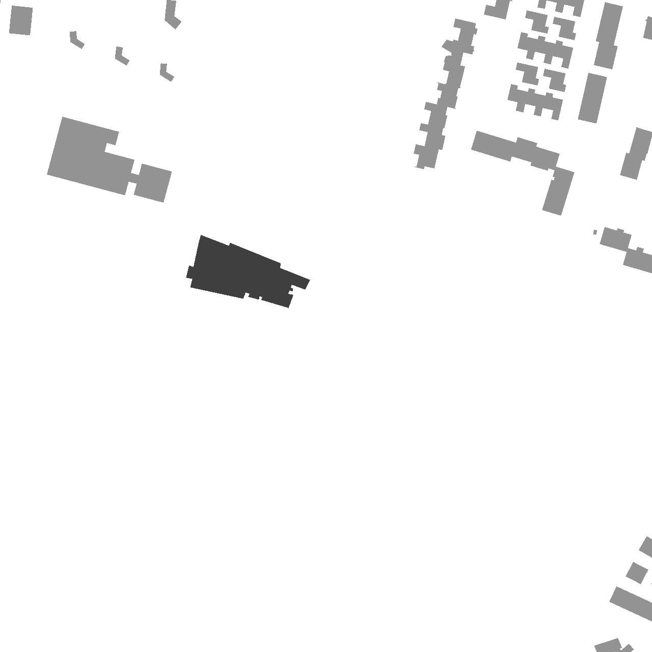 Neubau Kultur- und Bürgerhaus Denzlingen, Lageplan