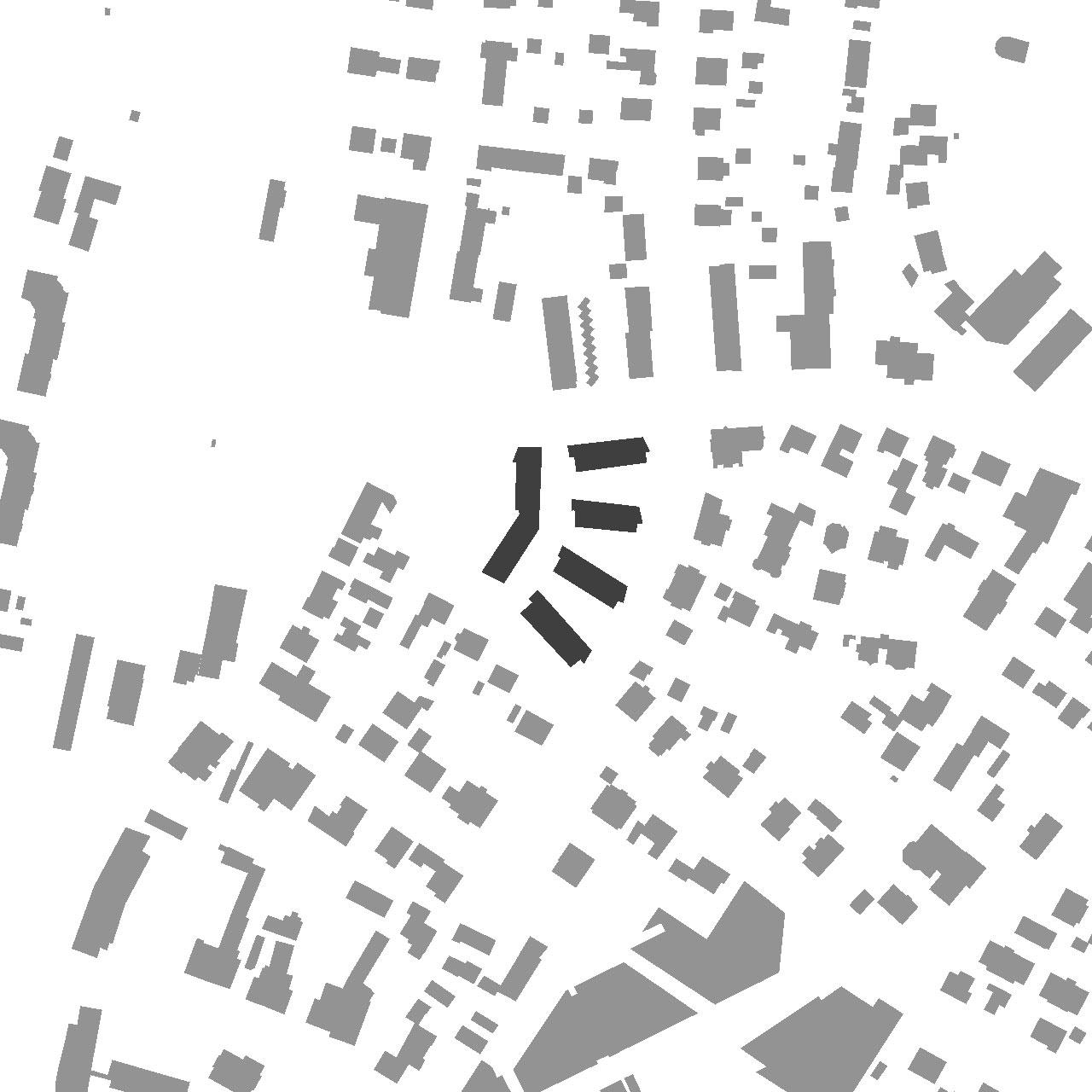 """Neubau Quartier """"Sommerhof"""" Denzlingen, Lageplan"""