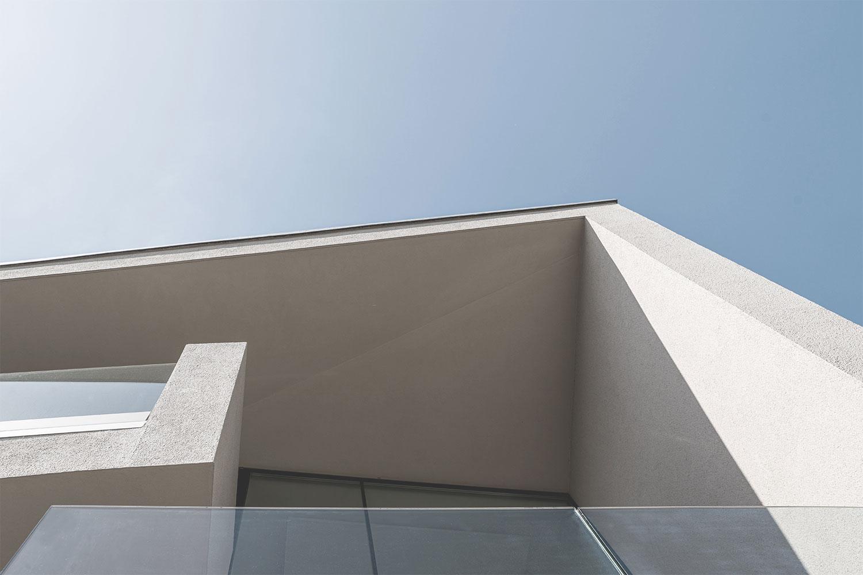 Neubau Wohnhaus Ansbach, Dachform