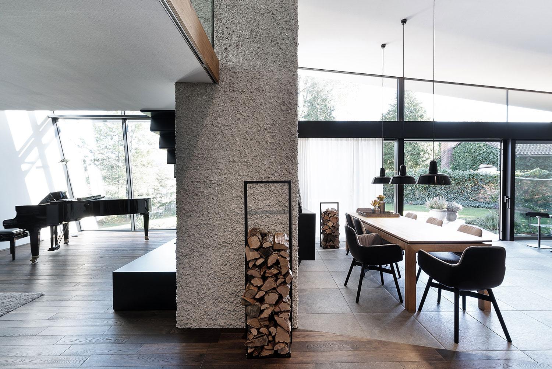 Sanierung und Modernisierung Haus Z Mössingen, Wohn-/Essraum