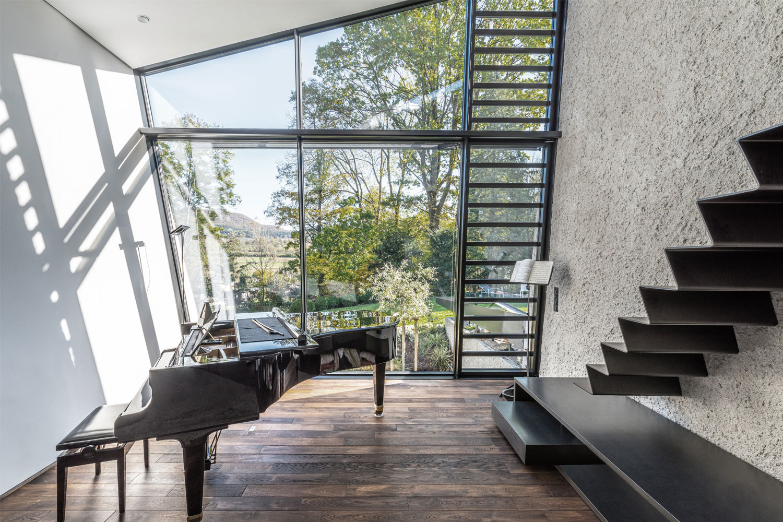 Sanierung und Modernisierung Haus Z Mössingen, Wohnraum