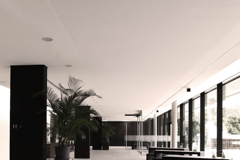 Umbau und Erweiterung Stadthalle Sigmaringen, Foyer
