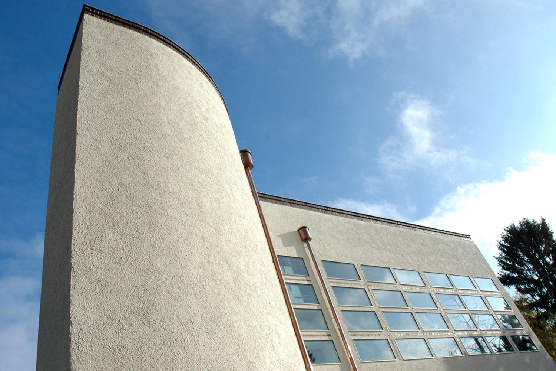 Umbau und Restaurierung denkmalgeschützte Kirche Tübingen, Ansicht