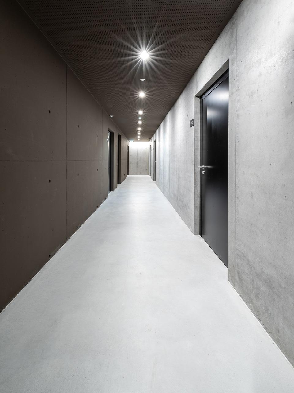 Neubau Veranstaltungshalle Kuppenheim, Erschließung